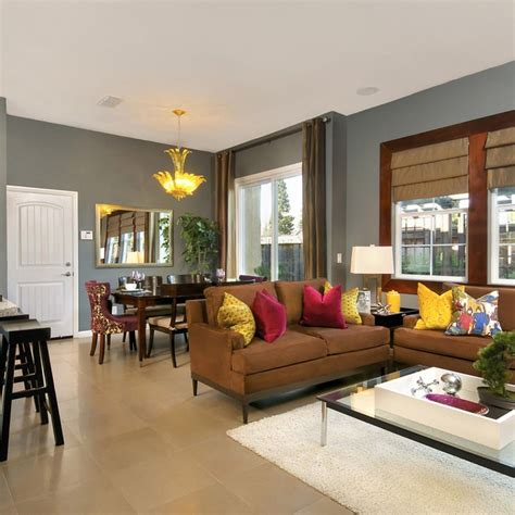 Apartment Living Dining Room Design by Apartment Living Room Dining Combo Decorating Ideas Rooms