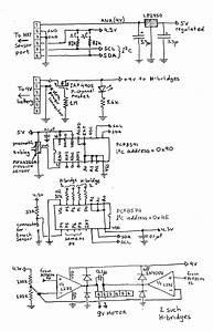 I2c Interfacing Part 4  Controlling Extra Motors  Lego Mindstorms Nxt