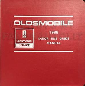 1988 Oldsmobile Cutlass Calais  U0026 Firenza Repair Shop