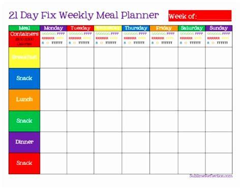 weekly diet plan template uieoe templatesz