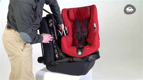 siege auto bebe confort groupe 123 installation du siège auto groupe 1 axiss de bebe confort