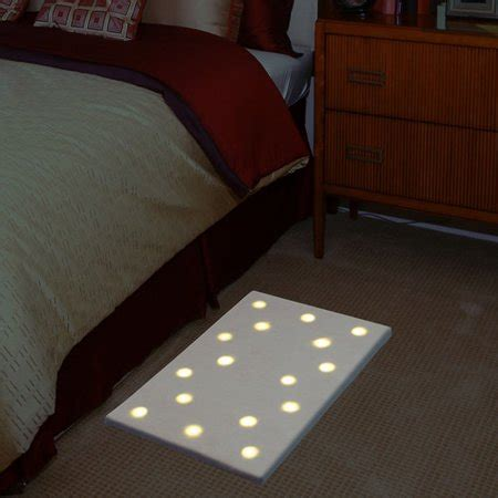 Led Doormat by Illumination Floor Mat By Northwest 16 Led Soft Light