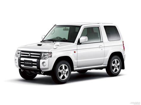 mitsubishi mini 2010 mitsubishi pajero mini pictures information and