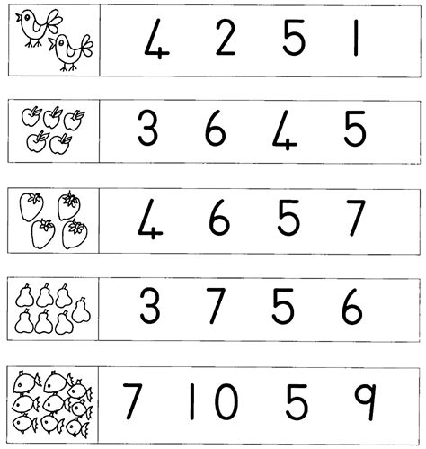 worksheets for grade r free 7 best images of counting objects 1 20 worksheets r