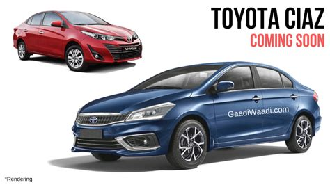 Momentum Toyota by Will Rebadged Ciaz Help Toyota To Gain Momentum In Midsize