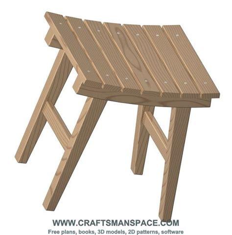 stool plans   build diy woodworking blueprints   wood