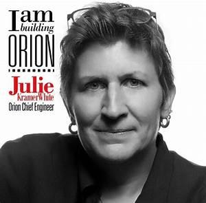 NASA's Chief Engineer Julie Kramer-White on the Orion ...