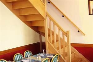 Main Courante Escalier Intérieur : bois industrie les escaliers ~ Edinachiropracticcenter.com Idées de Décoration