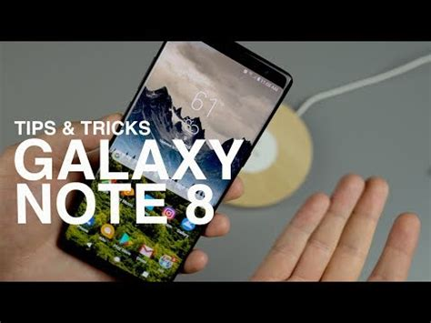 Samsung Galaxy Note 8 0 Video clips PhoneArena