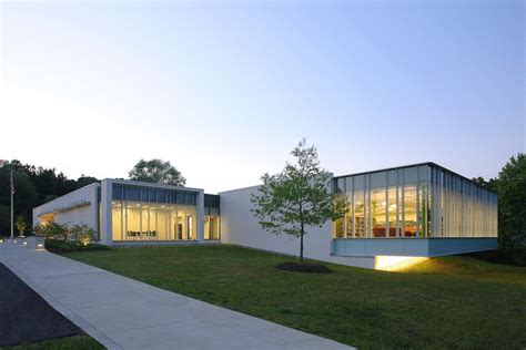hockessin public library ikon architects archdaily