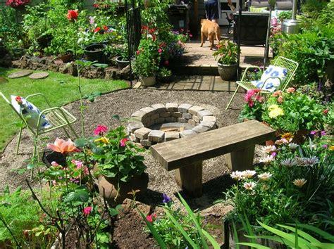 Ideas Para El Jardín Incluir Un Fogón  El Blog Del Decorador