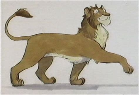 living lines library  lion king  character simba