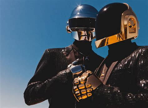 Daft Punk Secretly Photographed Without Their Helmets ...