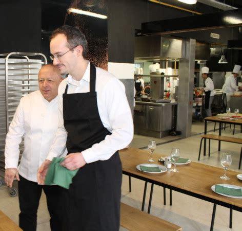 emploi formateur cuisine ecole cuisine thierry marx best ecole de cuisine thierry marx source recettes thierry marx