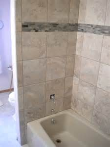 tiling a bathtub enclosure tile showers and tub surrounds lockerd contracting