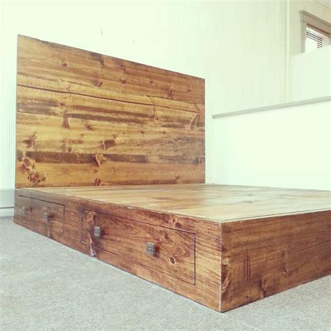 diy platform beds  storage  quick woodworking