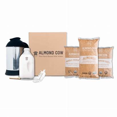 Milk Almond Cow Starter Plant Based Almondcow
