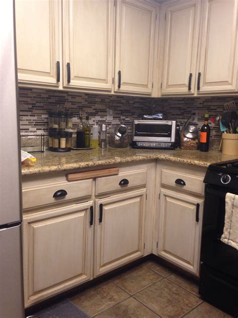tami review  painted cabinets  rustoleum