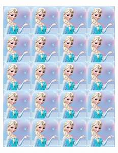 Free Frozen 2″ Cupcake Toppers or Garland – royaltyinvitation