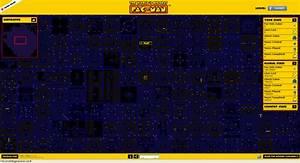 Biggest Pacman Game World - matloading
