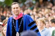 Lawrence S. Bacow to Step Down Next Year