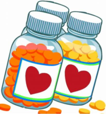 Vitamins Vitamin Clipart Medicine Bottle Transparent Icons