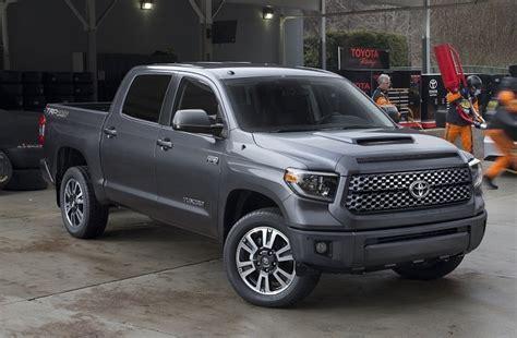 toyota tundra trd sport specs design truck release