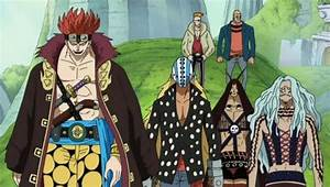 eustass kid | Eustass Kid Crew, One Piece, Ep. 399 | One ...