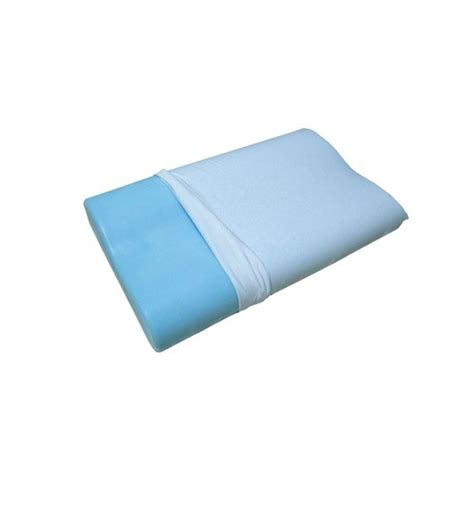 Cuscino Memory Foam Cuscino Per La In Memory Foam E Polar Gel
