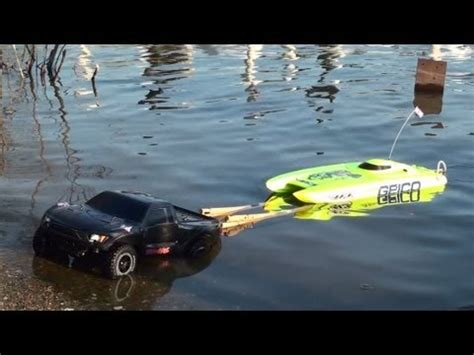 Rc Boats Vs Waves by Rc Anything Is Awesome Rc Traxxas Speed Boat 2wd