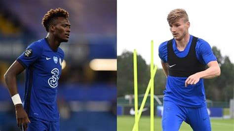 Tammy Abraham speaks on the ongoing competition between ...