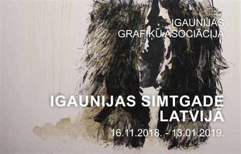 IGAUNIJAS SIMTGADE LATVIJĀ - Daugavpils Marka Rotko ...