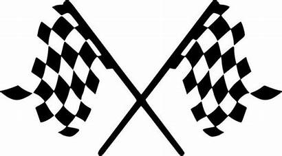 Flag Racing Flags Checkered Vinyl Decal Sticker