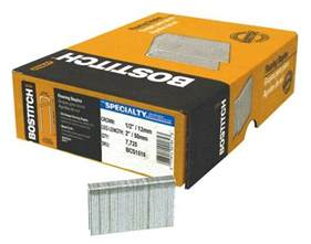 bostitch bcs1516 hardwood flooring staples 2 quot