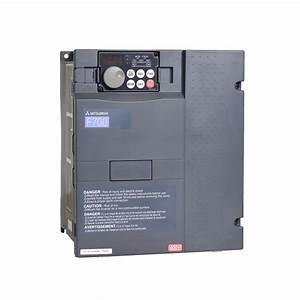 10HP 460V Mitsubishi VFD Inverter AC Drive FR F740 00170 NA