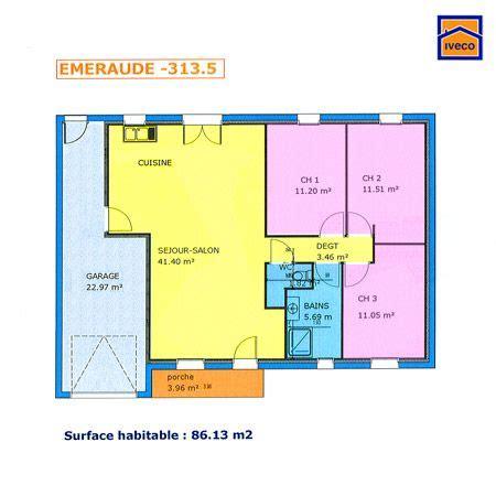 plan de maison gratuit 3 chambres plan de maison plein pied gratuit 3 chambres household