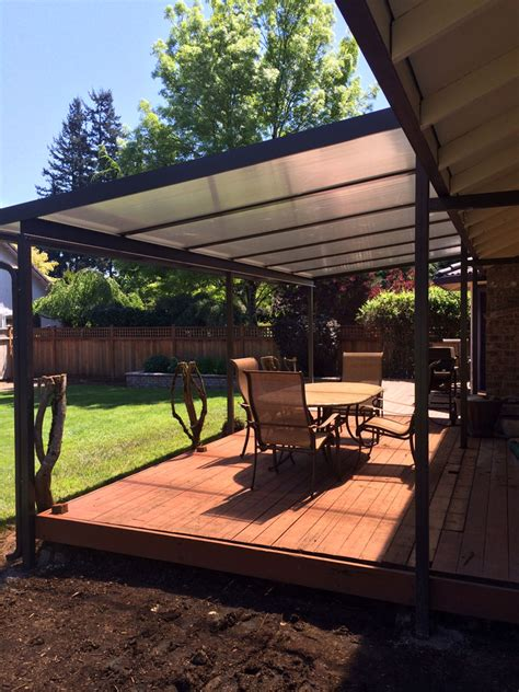 patio cover gallery awnings deck covers portland