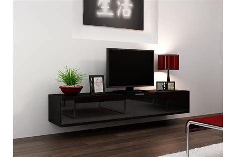meuble tv design suspendu vito cm chloe design