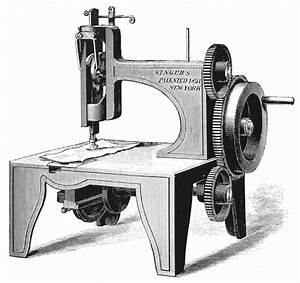 The History of Sewing Machines: An Invention That Spawned ...