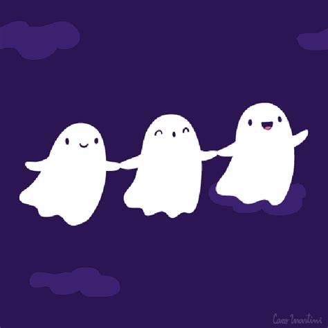 Ghost Animation Wallpaper - the 25 least scary ghosts animated ghost gifs
