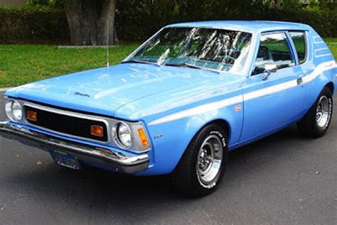 The Levi's AMC Denim Gremlin - The Car that Wore the Pants