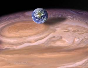 UK Amateur Recreates the Great Red Spot's Glory Days ...