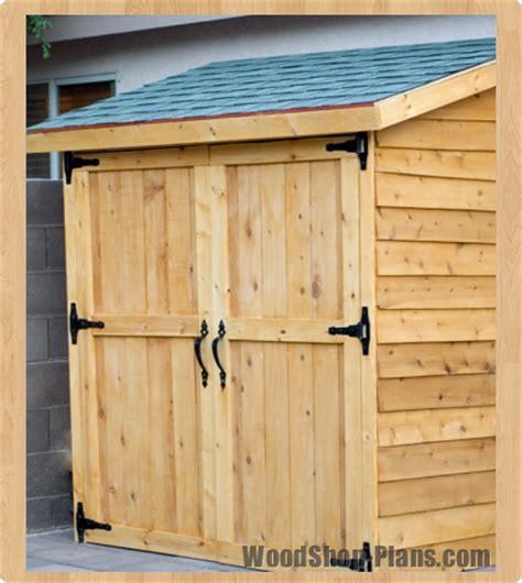 storage shed woodworking plans woodshop plans