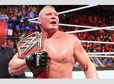 Brock Lesnar trolled the WWE locker room last night after