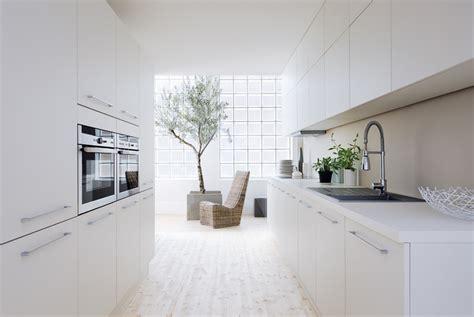 Cuisine Design Blanche Pas Cher