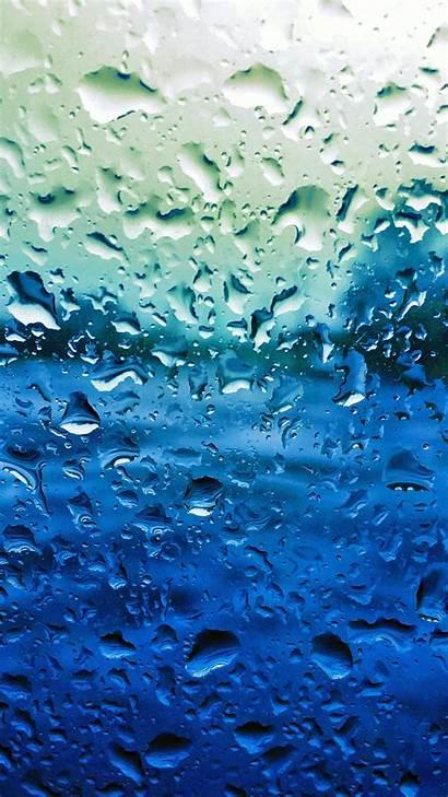 Rain Iphone Sad Drop Window Pattern Vr70