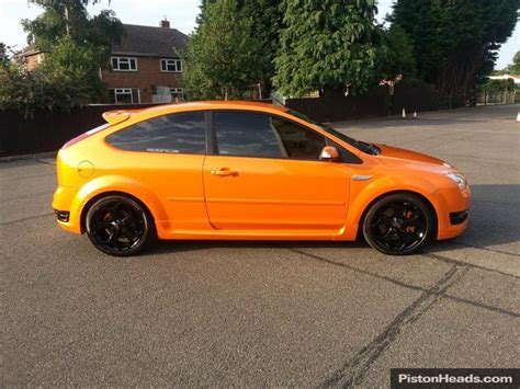 Used Ford Focus St Cars For Sale With Pistonheads