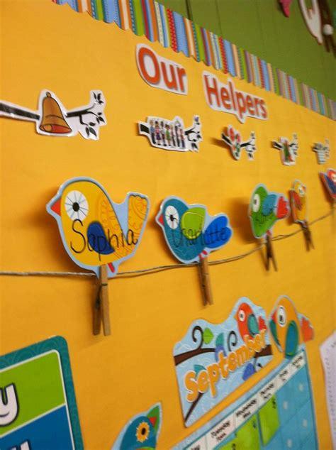 birds   wire helper chart  preschool  cute