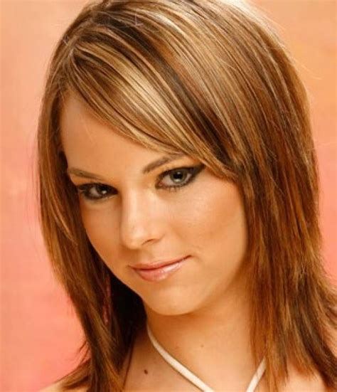 easy and simple medium length hairstyles for fine hair for