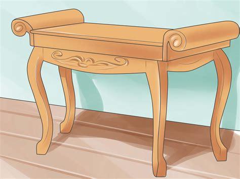 refinish antique furniture  steps  pictures